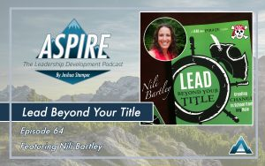Lead Beyond Your Title