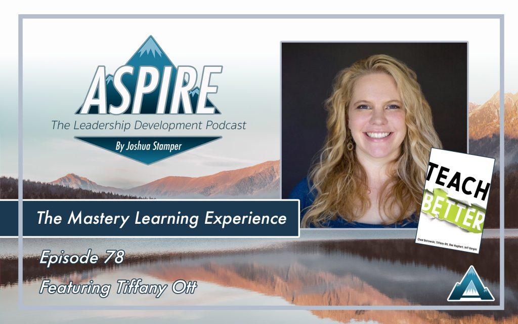 Tiffany Ott, Teach Better Team