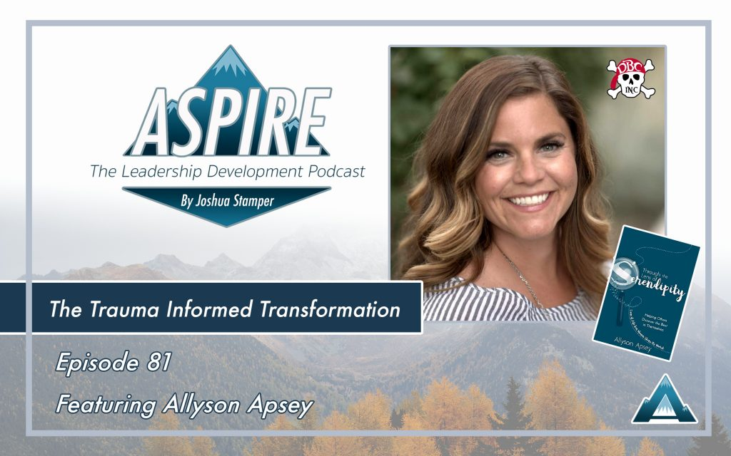 Allyson Apsey, Through the Lens of Serendipity