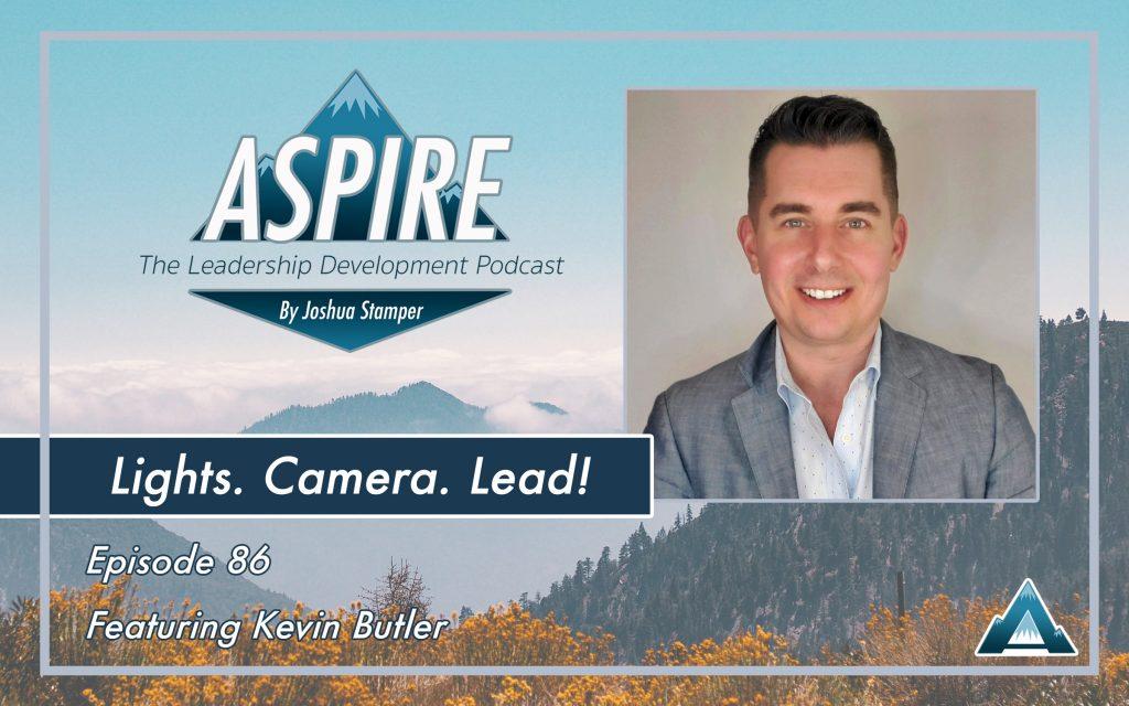 Kevin Butler, Lights. Camera. Teach!