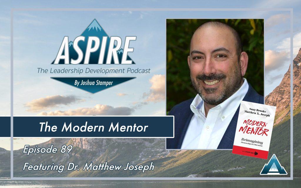 Matthew Joseph, Modern Mentor