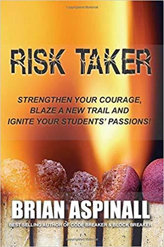 Risk Taker, Brian Aspinall