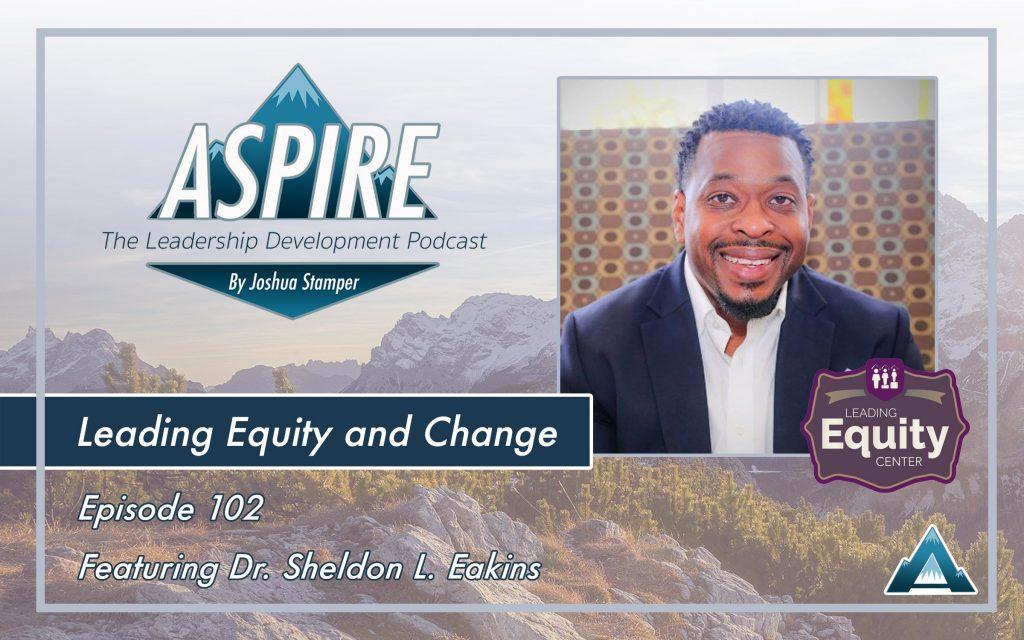 Dr. Sheldon L. Eakins, Leading Equity