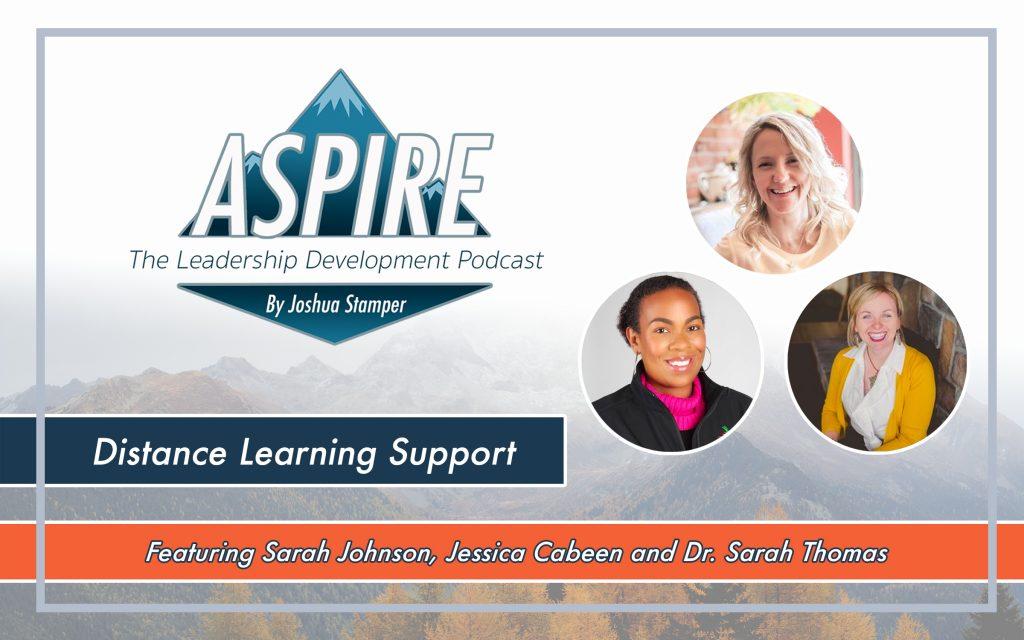 Sarah Johnson, Jessica Cabeen and Dr. Sarah Thomas