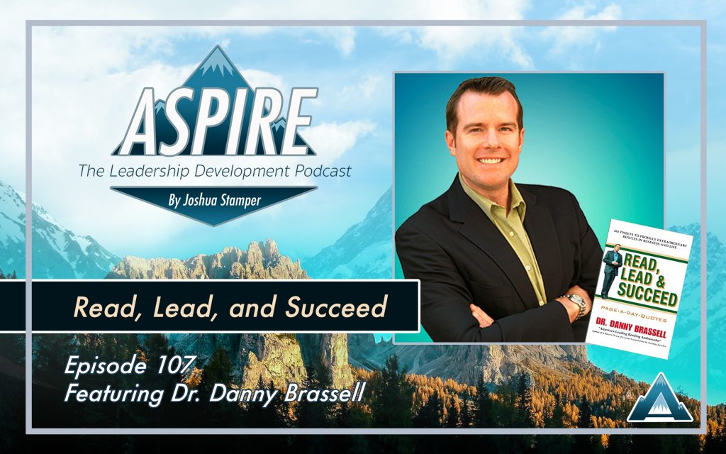 "Dr. Danny Brassell, ""Read, Lead, and Succeed"""