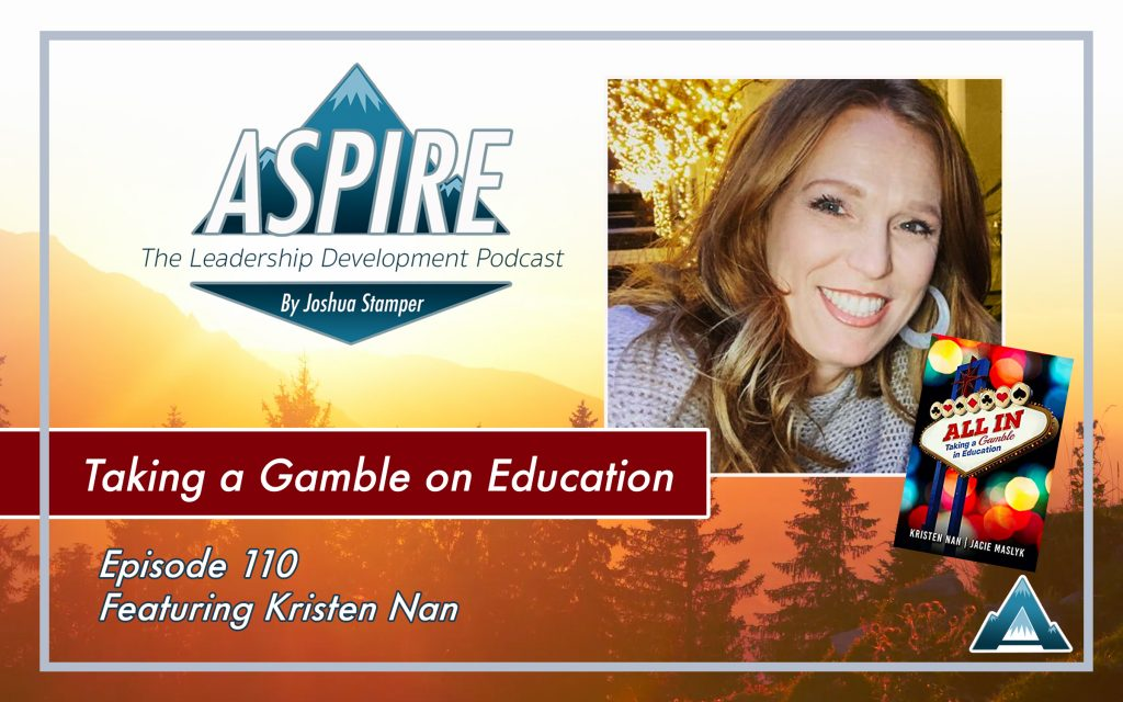Kristen Nan, Aspire Podcast