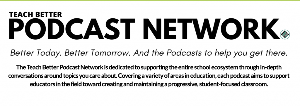Teach Better Podcast Network, Aspire: The Leadership Development Podcast