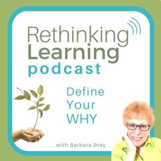 Rethinking Learning Podcast, Barbara Bray, Joshua Stamper