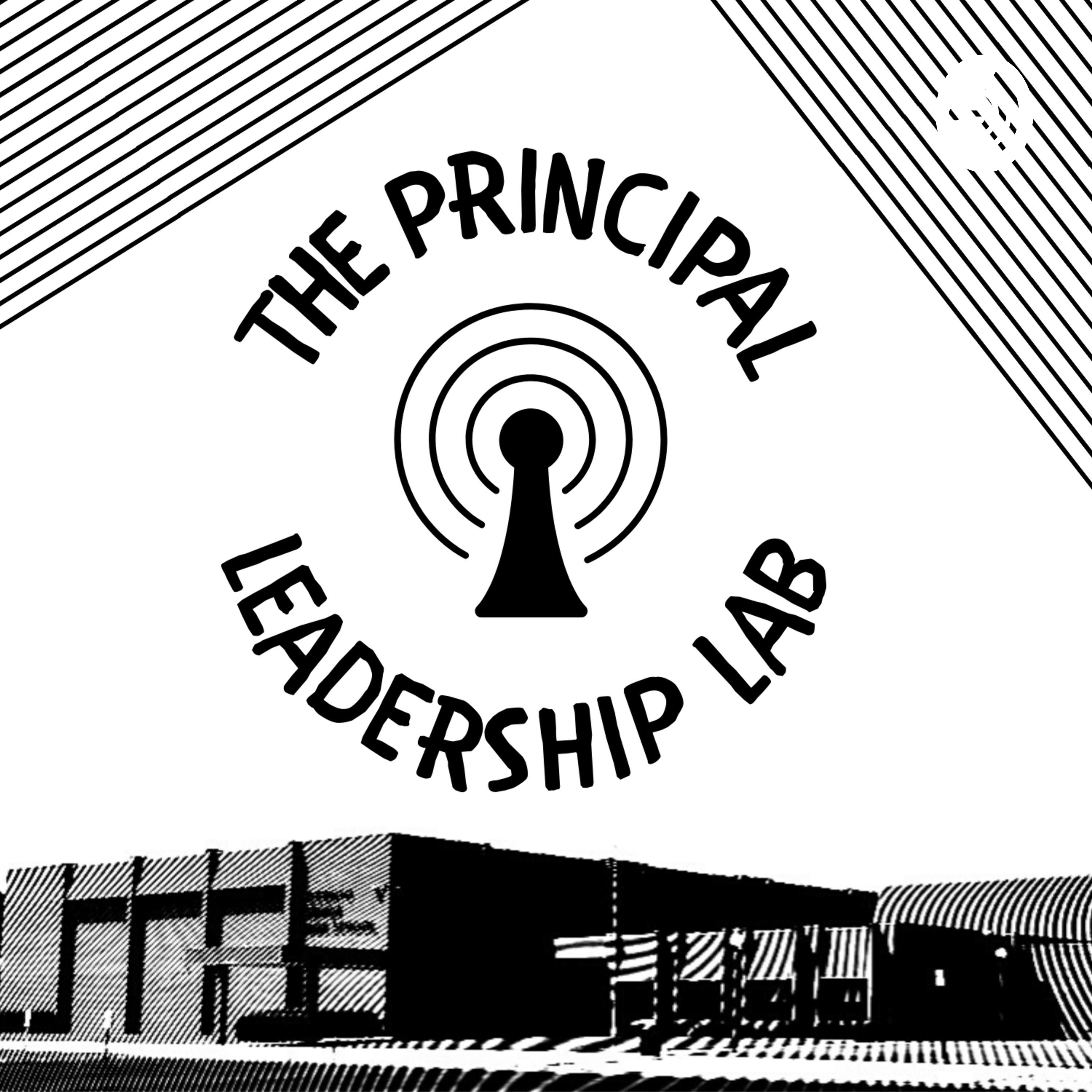 The Principal Learning Lab Podcast, Joshua Stamper
