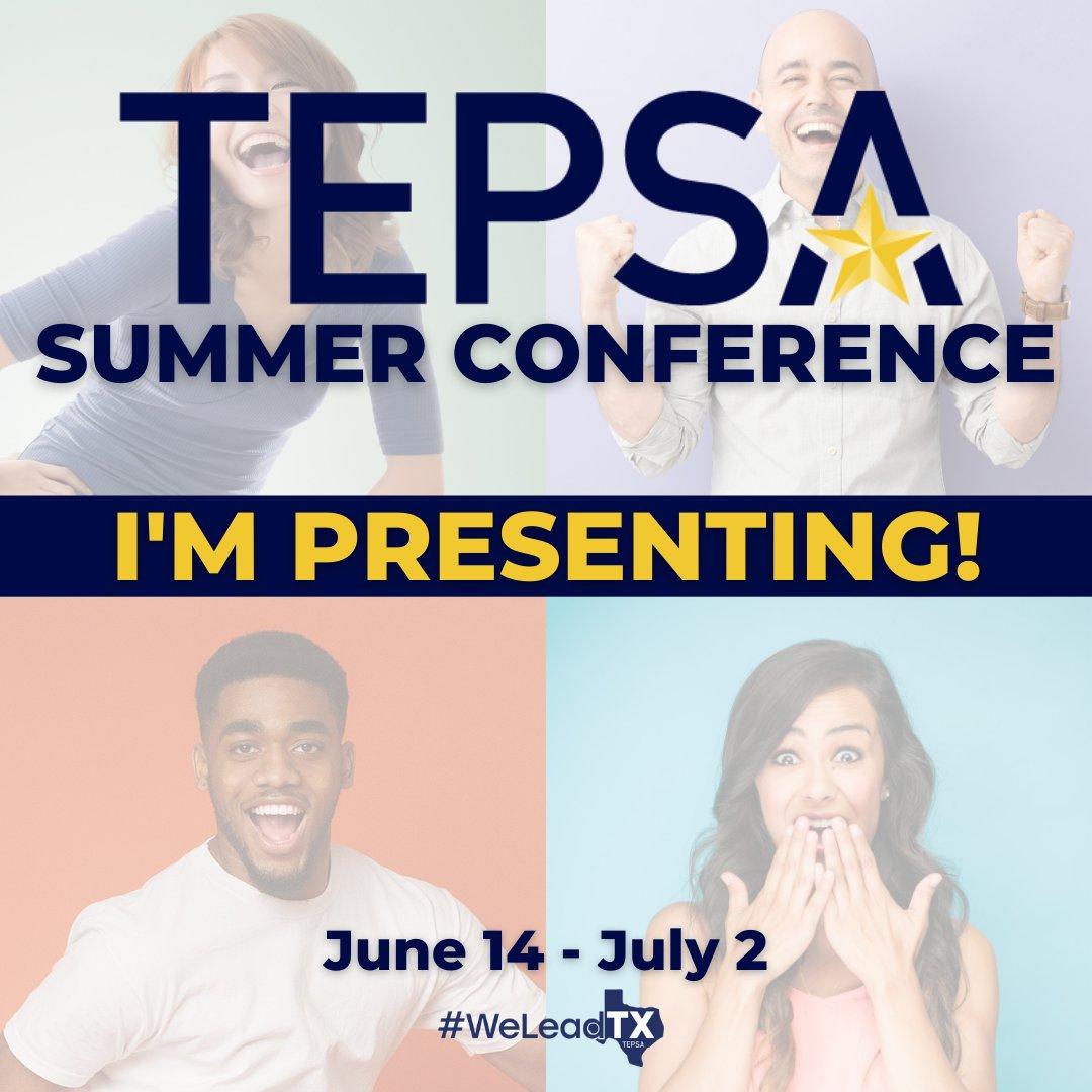 TEPSA Summer Conference, Joshua Stamper
