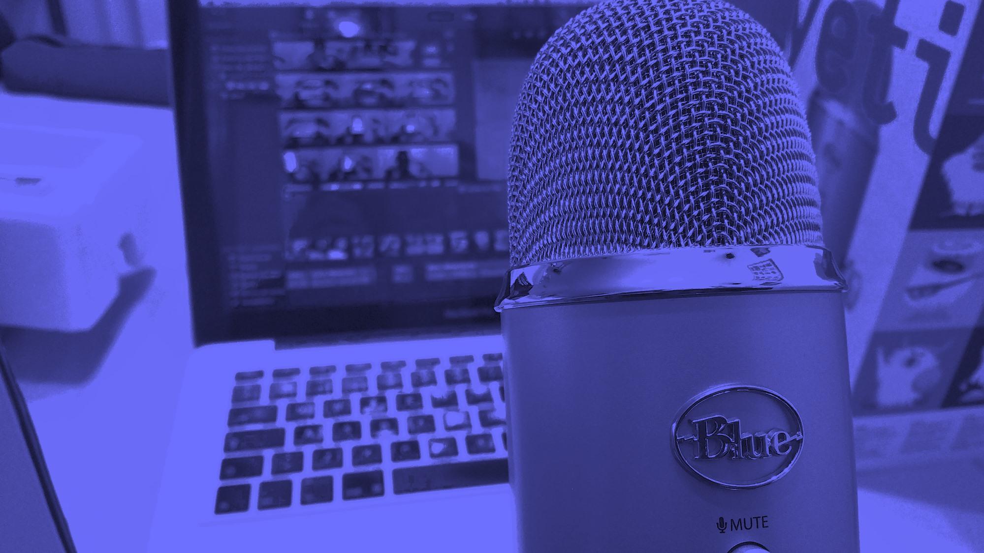 Edumatch podcasting